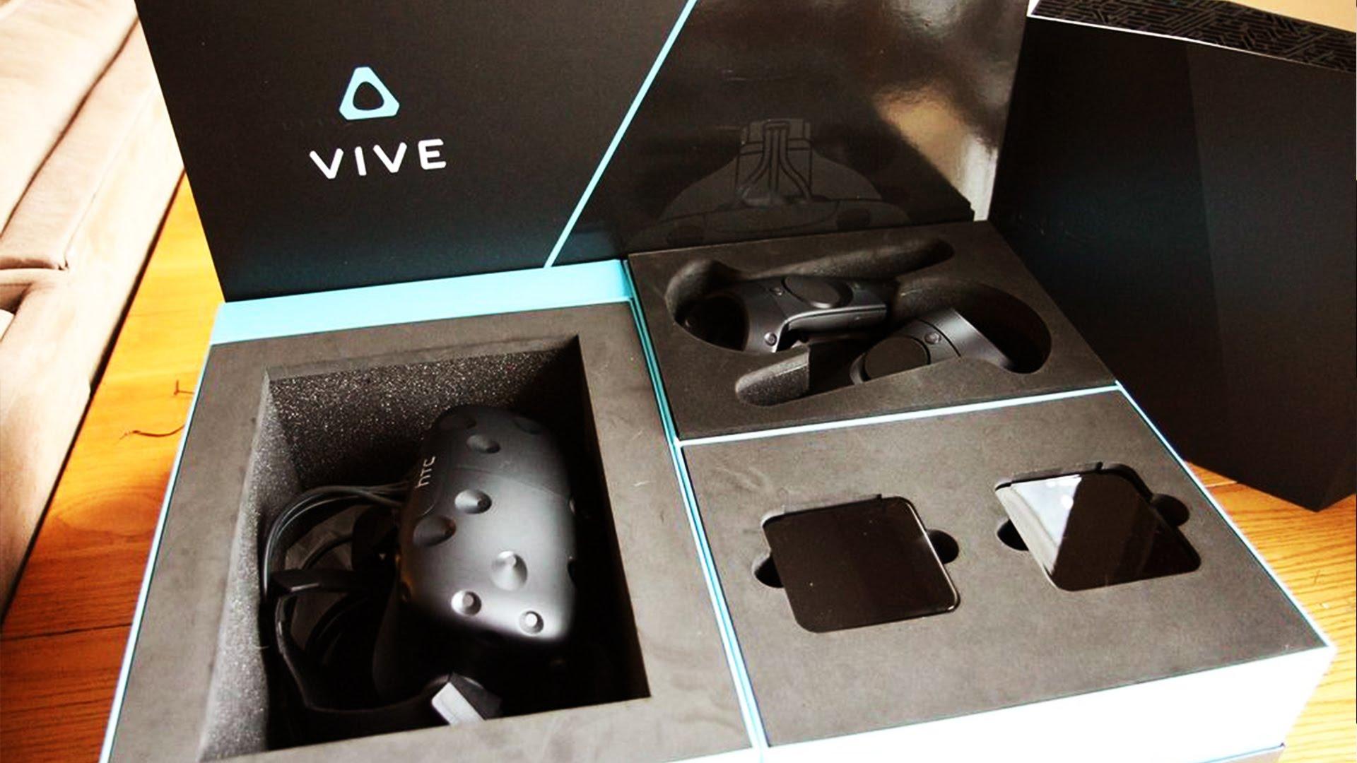 HTC Vive Full Set (New) » VR Lab - Virtual Reality Game
